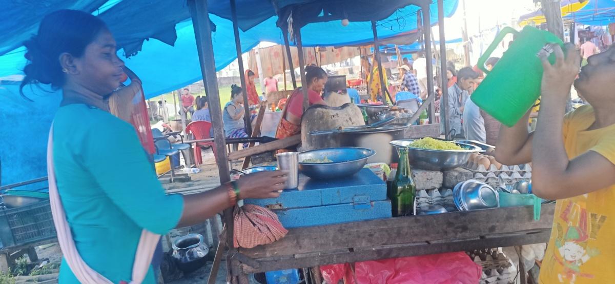 Fewer people in Dhangadi wear masks despite increasing risk of COVID-19