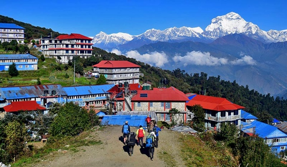 Hotels in Ghorepani to open from Dec 16
