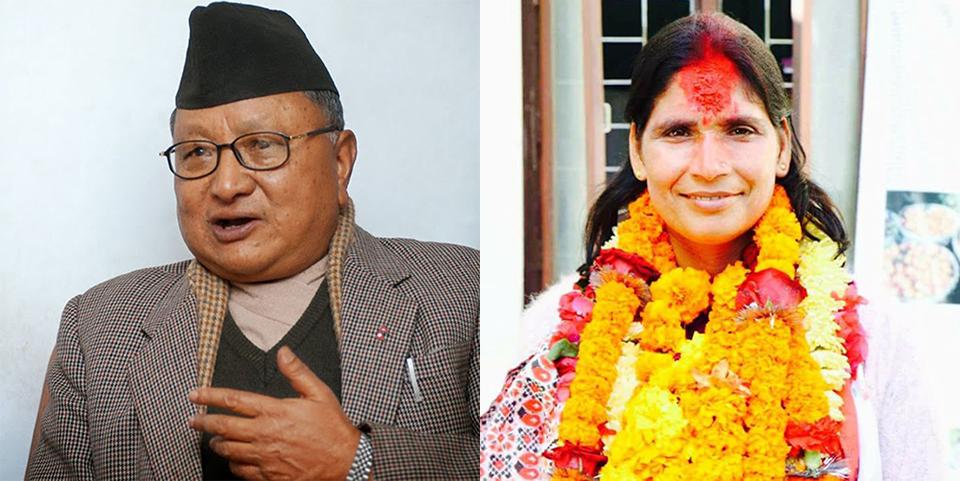 DPM Shrestha defeated in Syangja-2