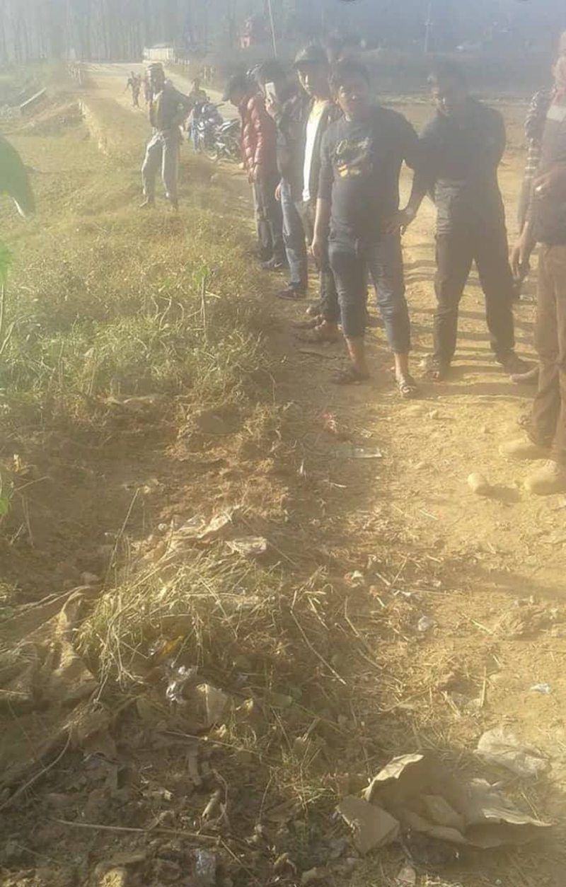 Bomb goes off in Gorkha-2