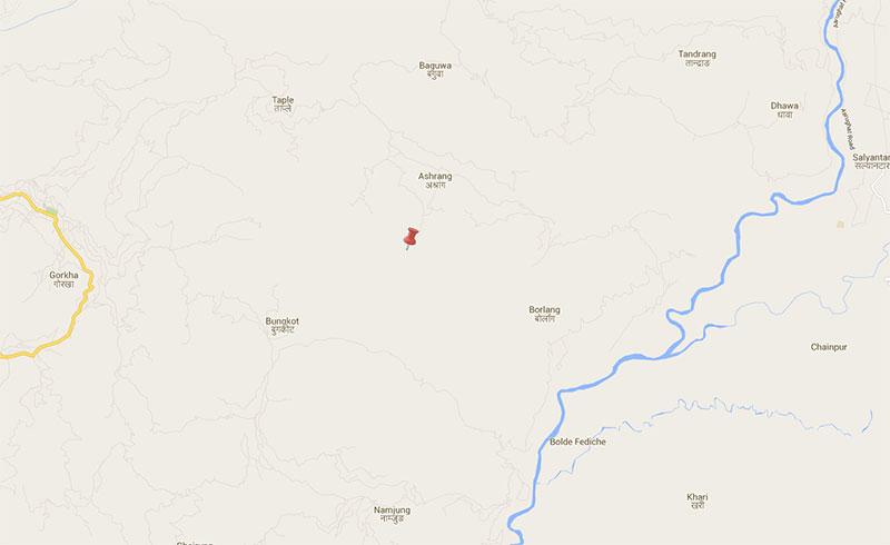 4.1-aftershock jolts Kathmandu Valley