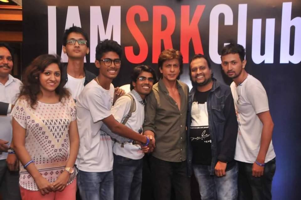 Shah Rukh Khan is proud of SRK Universe Nepal's works