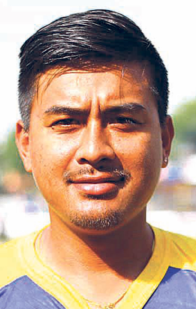 Malla, Vesawkar to lead Nepali team in ACC Emerging Nations Cup