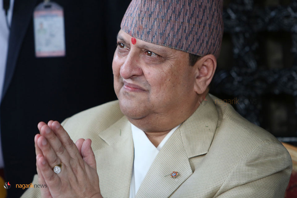 'Gyanendra Shah does not pay tax'