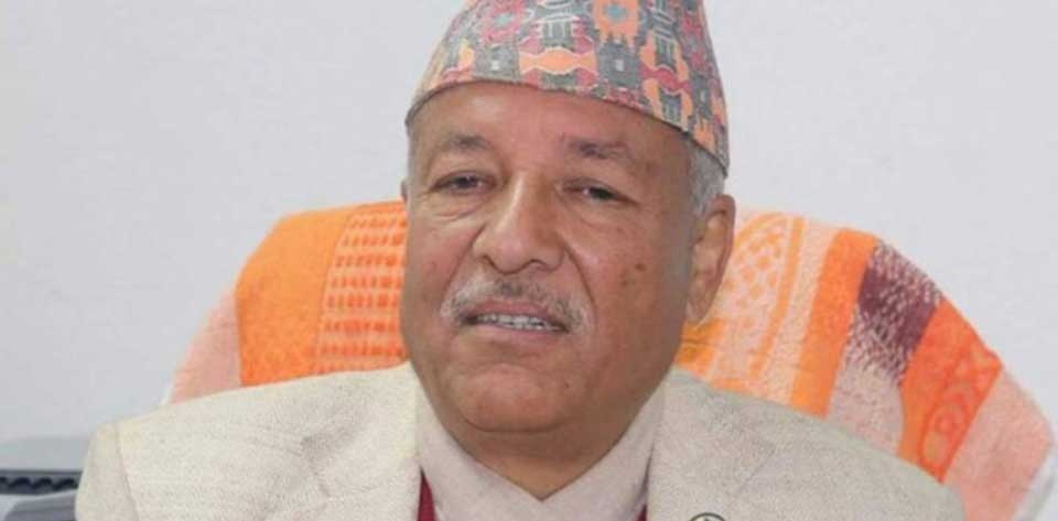 Health Minister Bohara accused of commission game at BPKIHS
