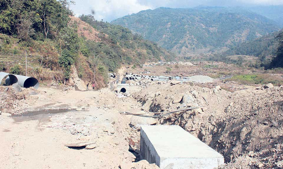 Hydropower projects gear up works in Ilam