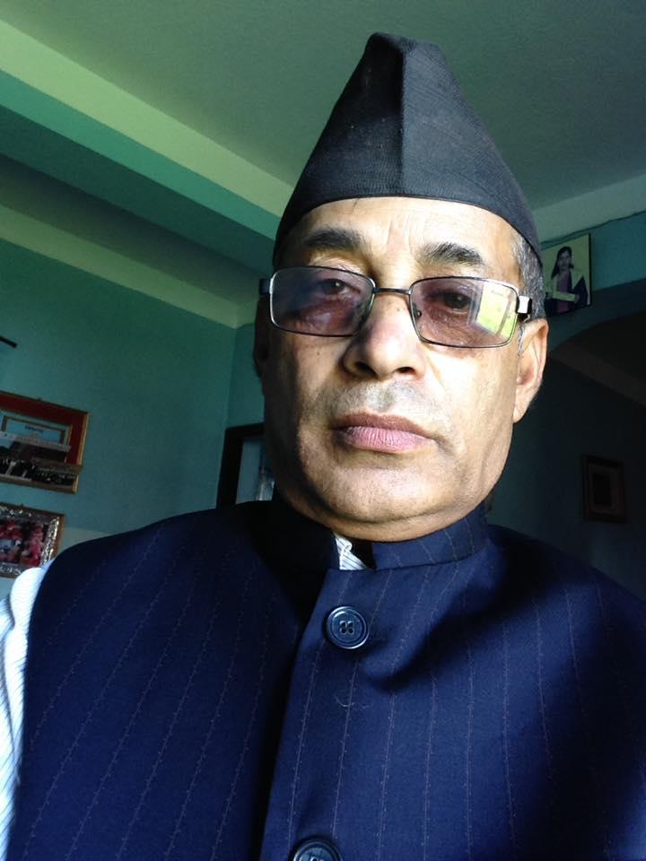 Political party influenced election supervisor: Hari Binod Adhikari