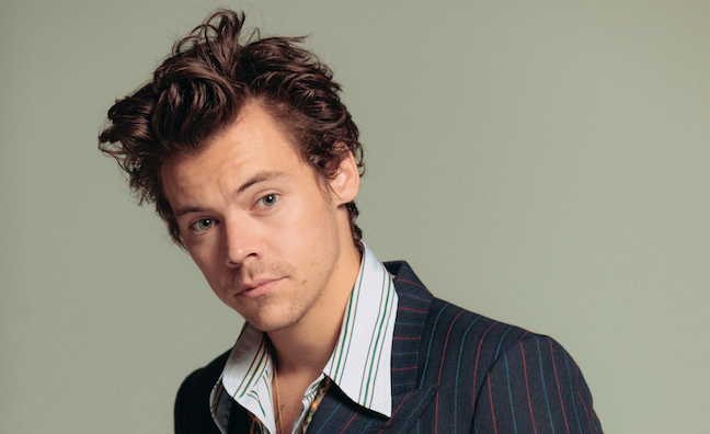 Harry Styles stuck in US due to coronavirus pandemic