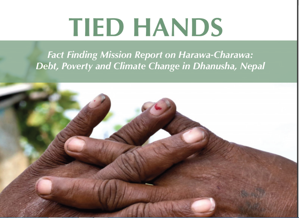COVID-19 pandemic adds to the misery of Harawa-Charawa community in Nepal