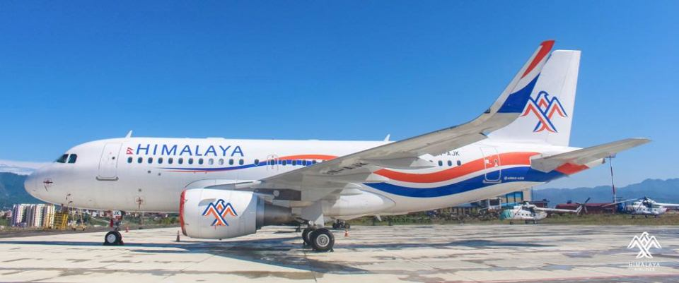 Himalaya Airlines to operate three flights a week to Dubai