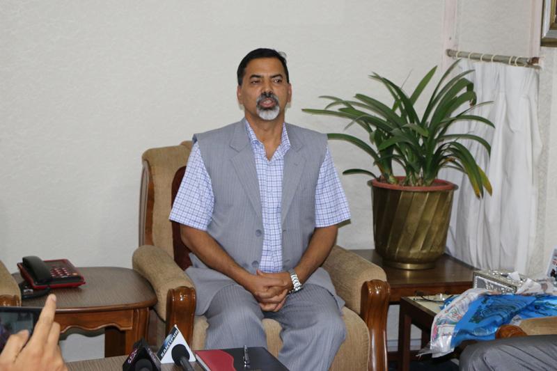 No interest rather broader national interest: Minister Sharma