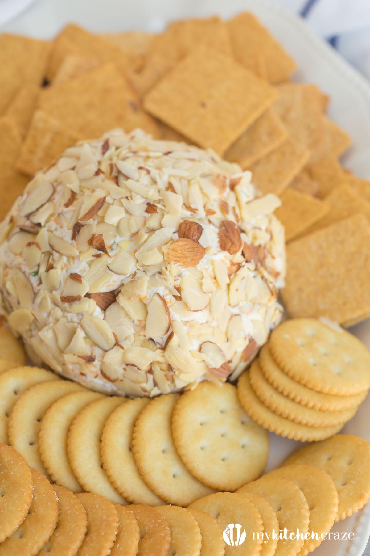 Homemade cheese ball recipe