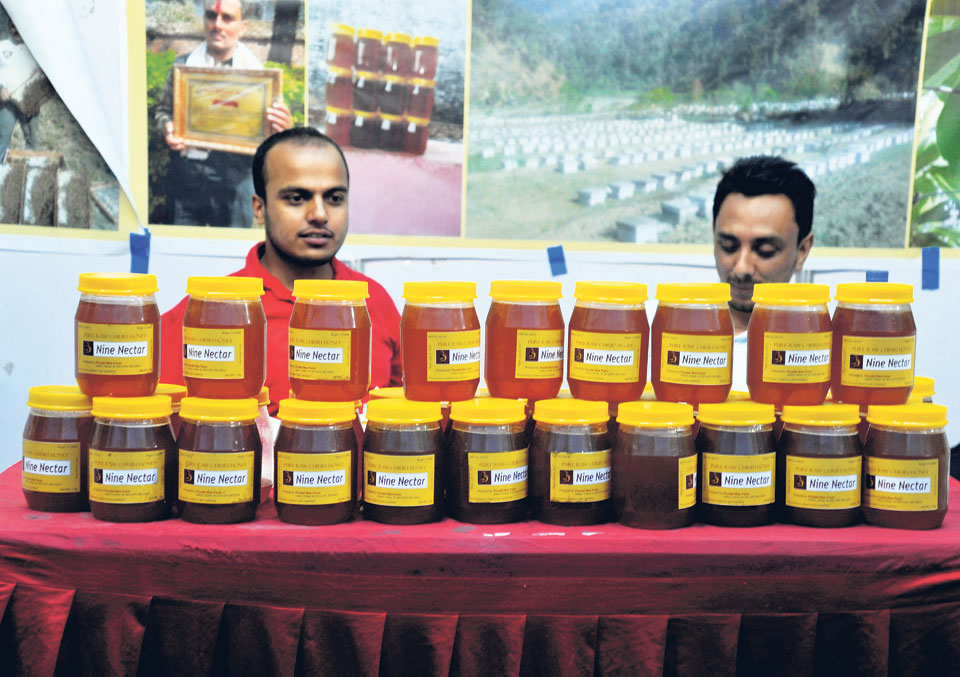 2nd National Honey Fair begins in Kathmandu