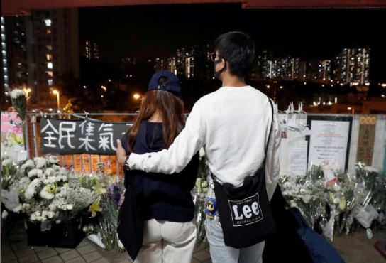 Hong Kong faces 24th weekend of protest day after student's death