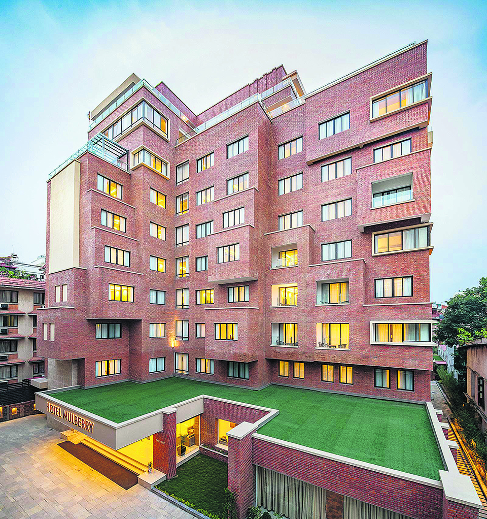 Seven hotels of star category came into operation in 2017