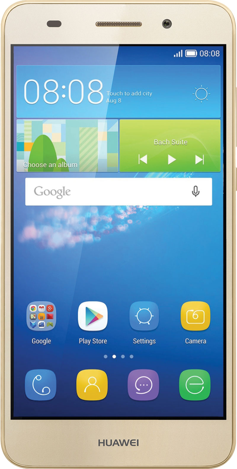 Huawei launches Y6 II