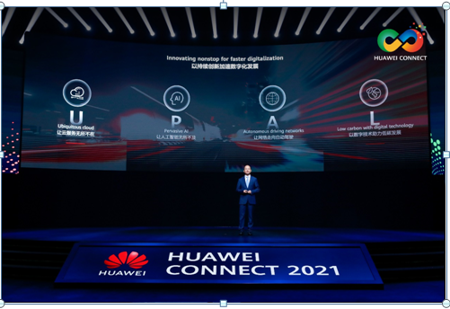Huawei's annual flagship event for global ICT kicks off today