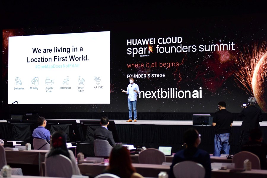 Huawei to invest US $ 100 million in Asia Pacific startup ecosystem over next three years