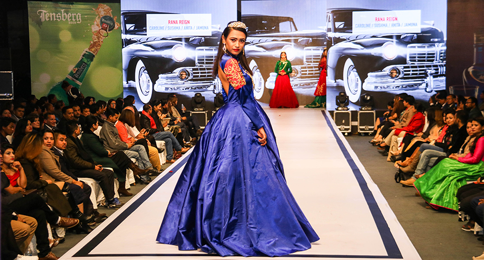 Aspiring designers showcase in IEC DESIGNER'S RUNWAY 2017 (Photo feature)