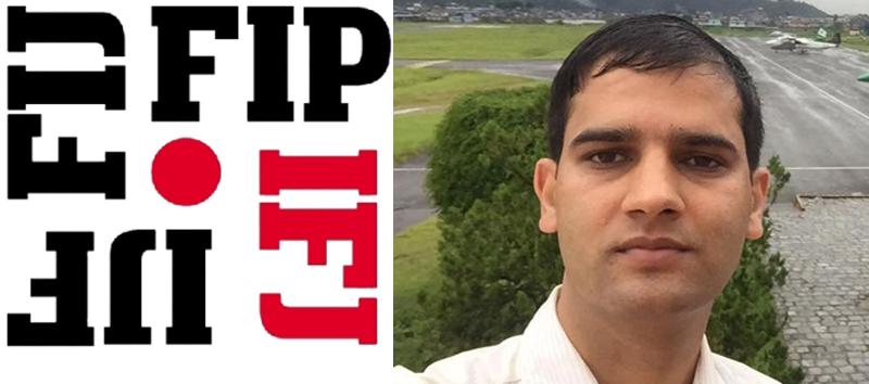 IFJ demands action against NOC MD Khadka