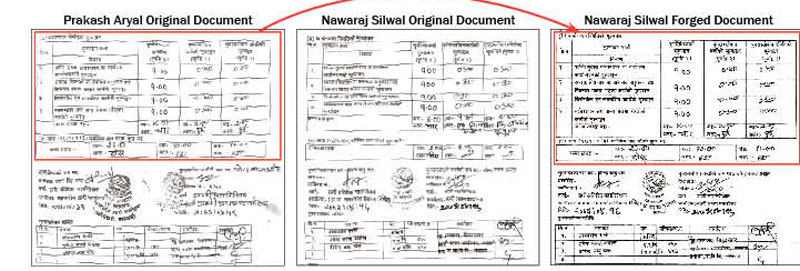 My Republica - Dig Silwal Submitted Doctored Document To Sc