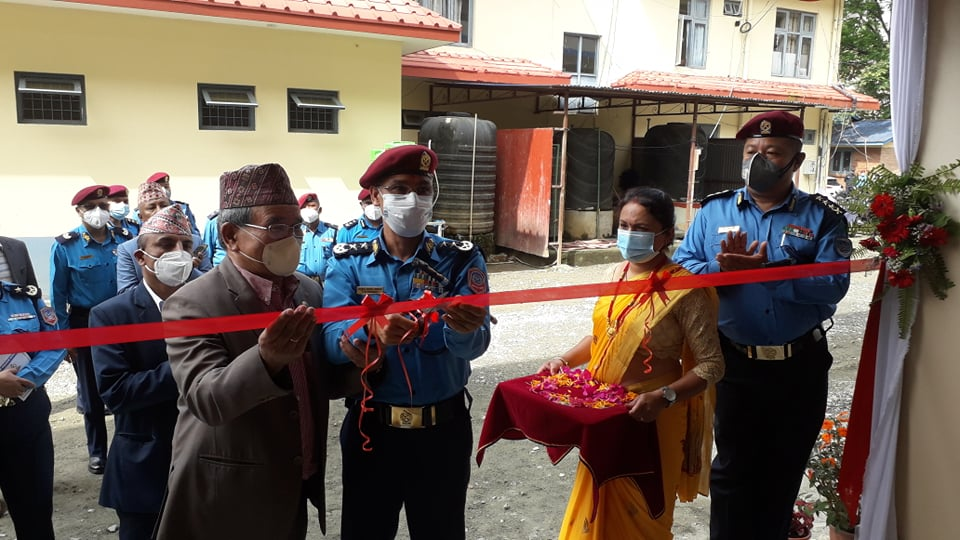 Sharp decline in criminal activities due to effective police surveillance: IGP Gyawali