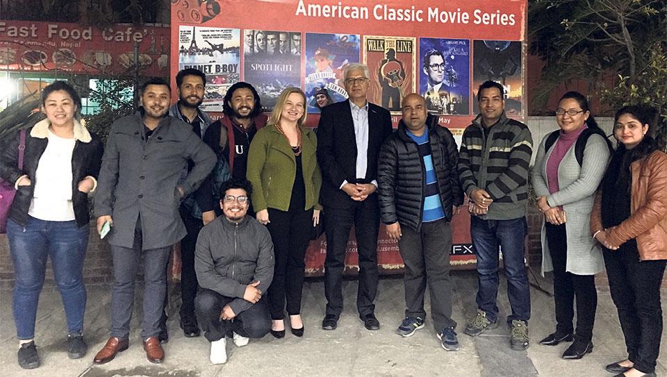 Movie screening to encourage Investigative Journalism