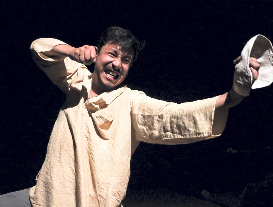 International Solo Theater Festival kicks off