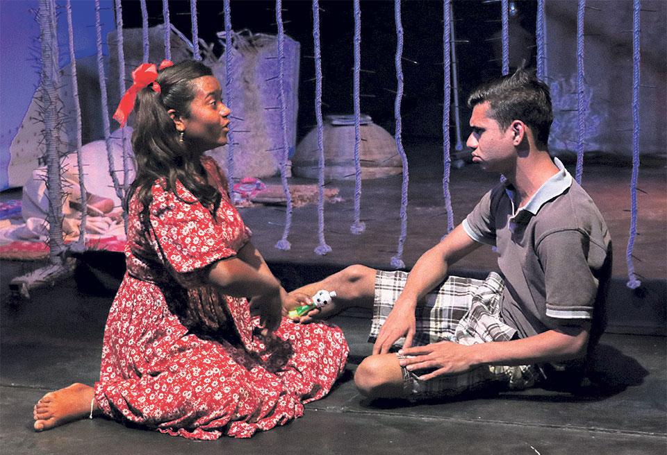 Sakhi: The story of innocence mired in war