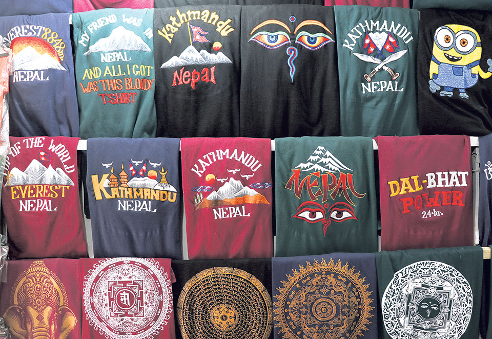 Underrated market for embroidered T-Shirts