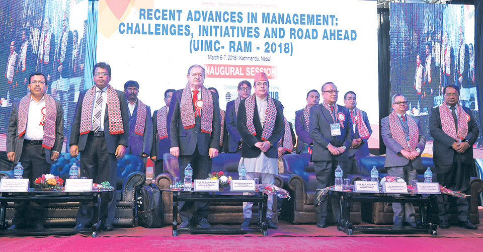 Conference on Management Education kicks off