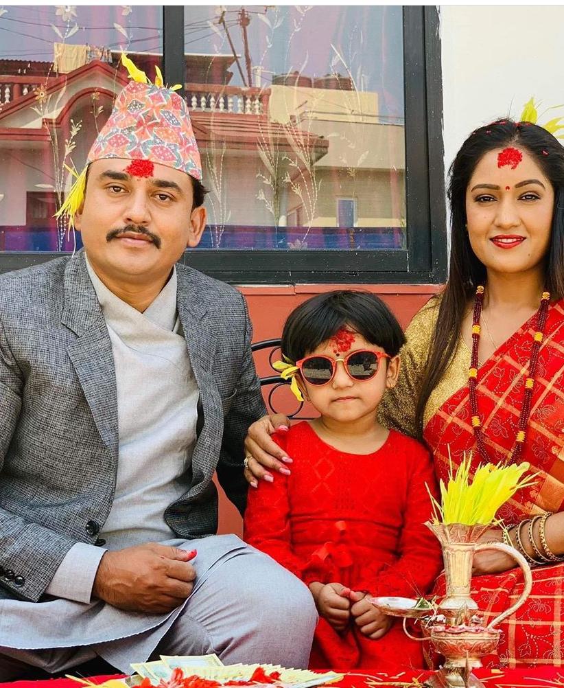 #Dashain Tika clicks