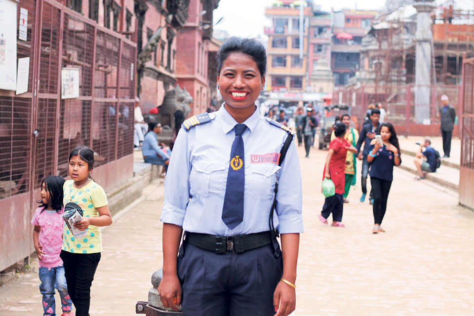 Souls of My City: In pursuit of her military dreams