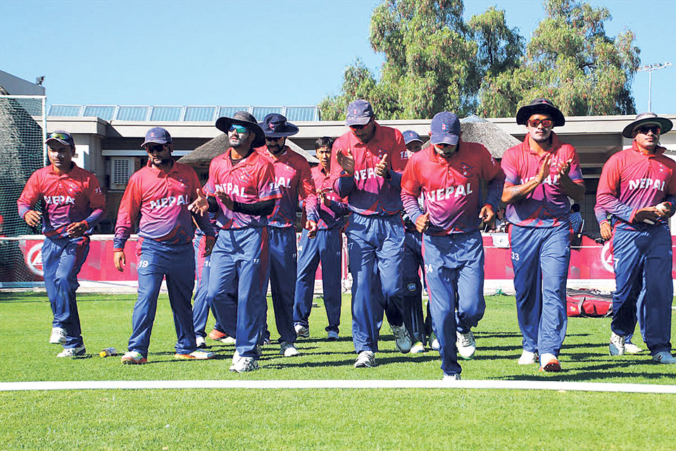 Nepal to kick-off World Cup Qualifiers against Zimbabwe