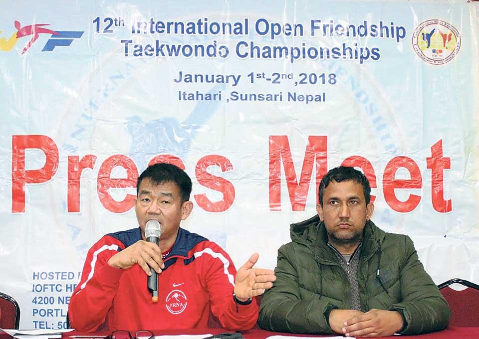 IOFTC to be held in Itahari