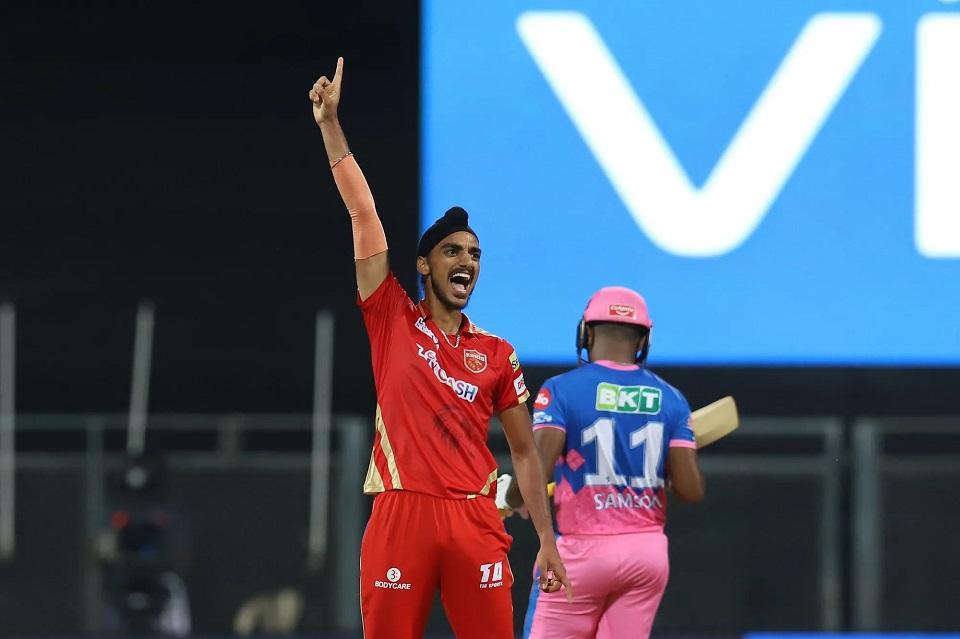 Samson's century in vain as Punjab edge Rajasthan in IPL thriller