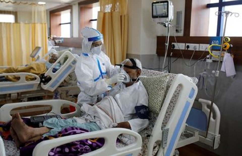 India's coronavirus cases surpass 5 million mark