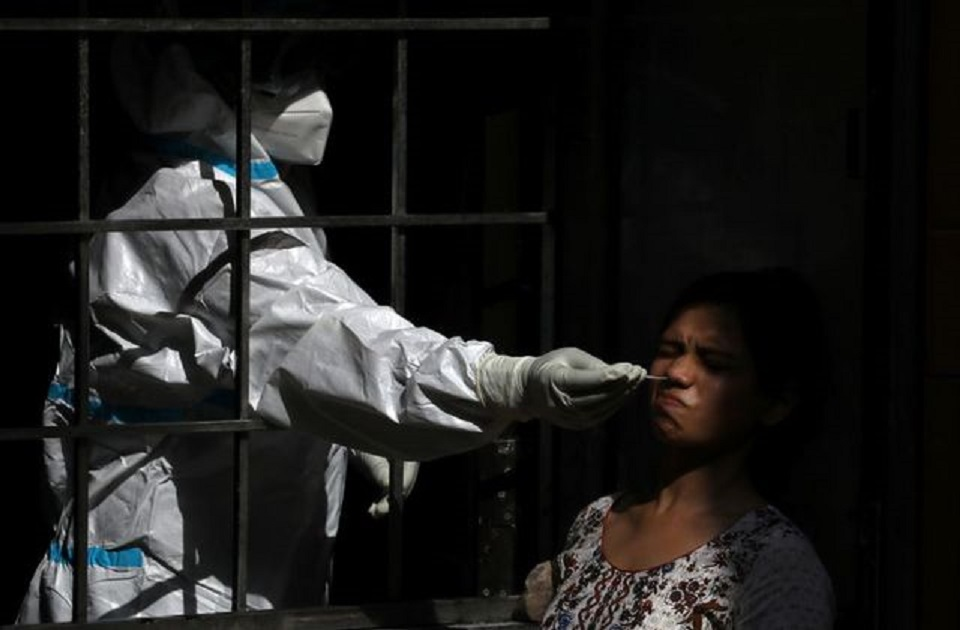 India's coronavirus infections surge to 6.23 million