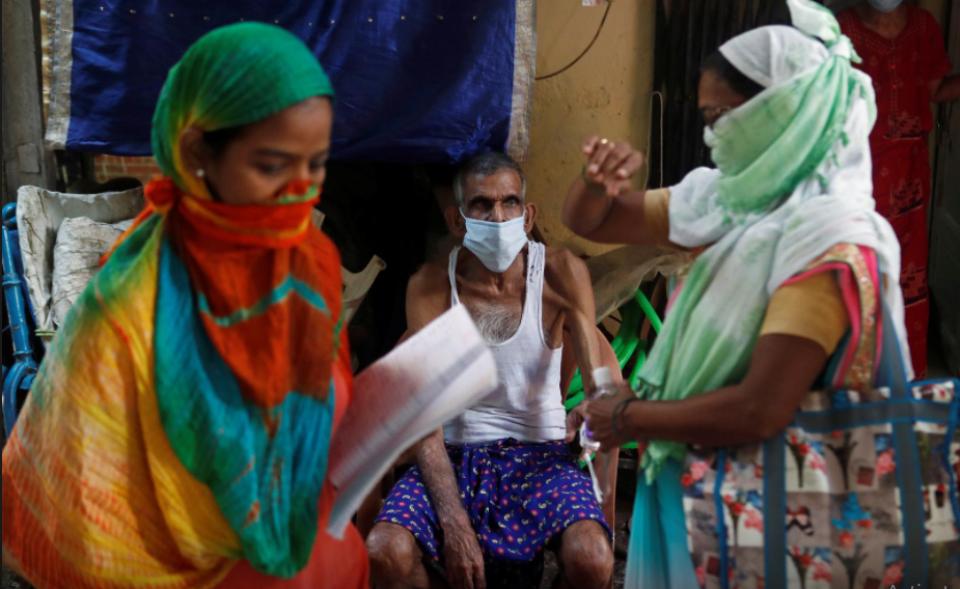 India's coronavirus infections rise to 6.39 million