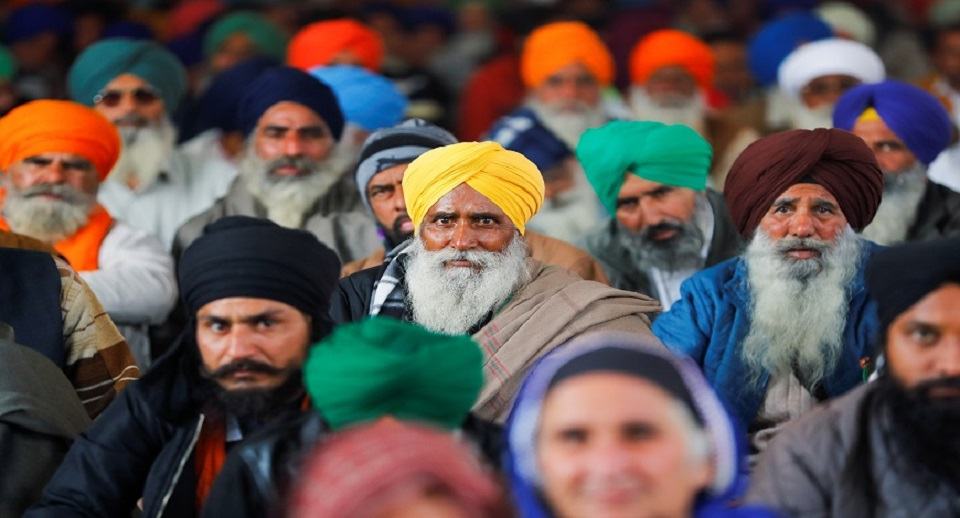 India cuts Internet near Delhi as hundreds of farmers begin hunger strike