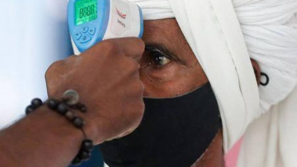 Second virus surge grips India on first anniversary of lockdown