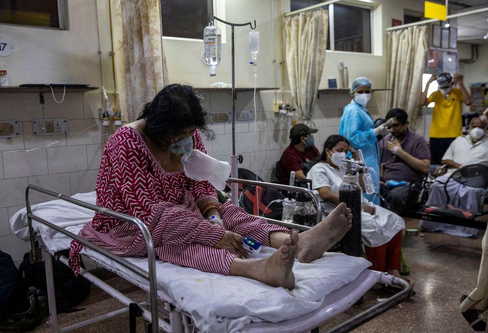 India's tally of coronavirus infections crosses 20 million
