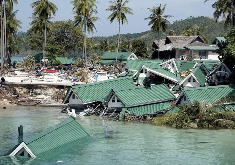 230,000 people lost in a day: Asia remembers devastating 2004 tsunami