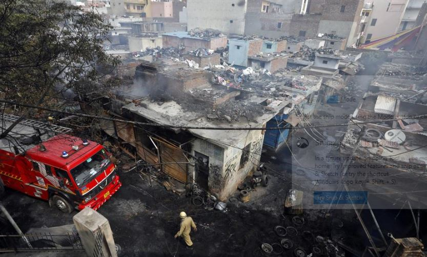 Modi appeals for calm as riot toll in capital rises to 24