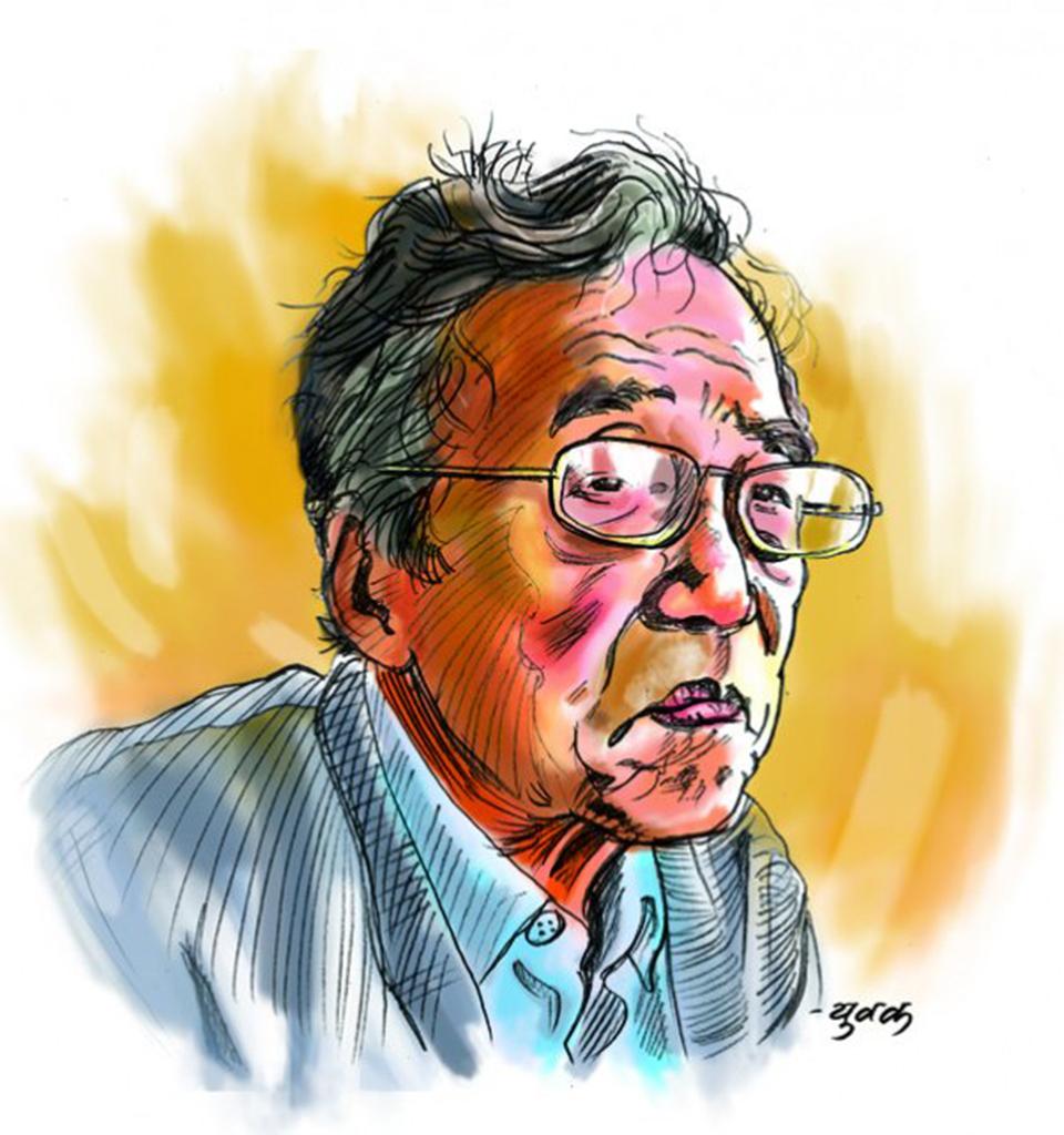 Writer Indra Bahadur Rai passes away