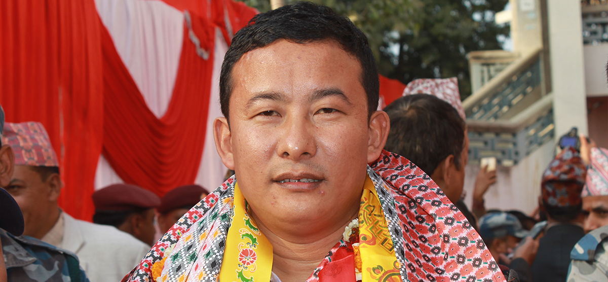 Province 1 CM Rai sacks Economic Affairs Minister Aangbo