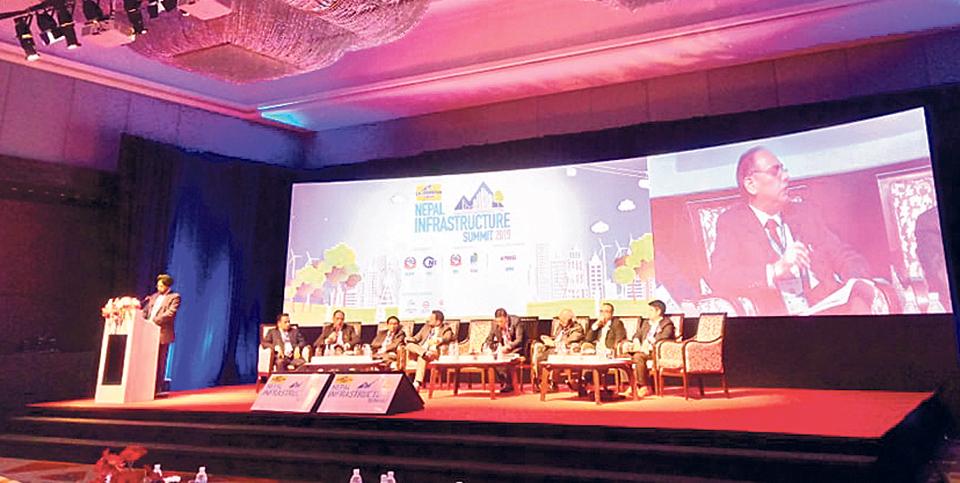 Nepal Infrastructure Summit 2019 kicks off
