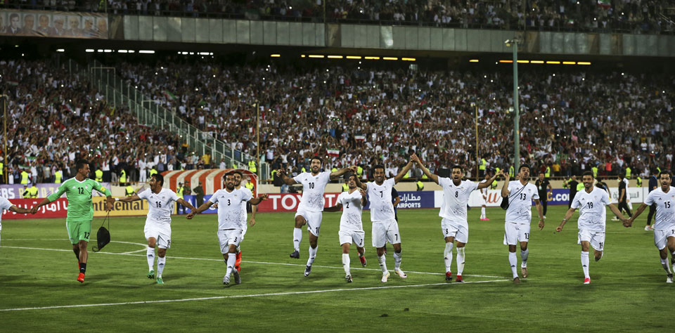 Iran qualifies for World Cup with win at home vs Uzbekistan
