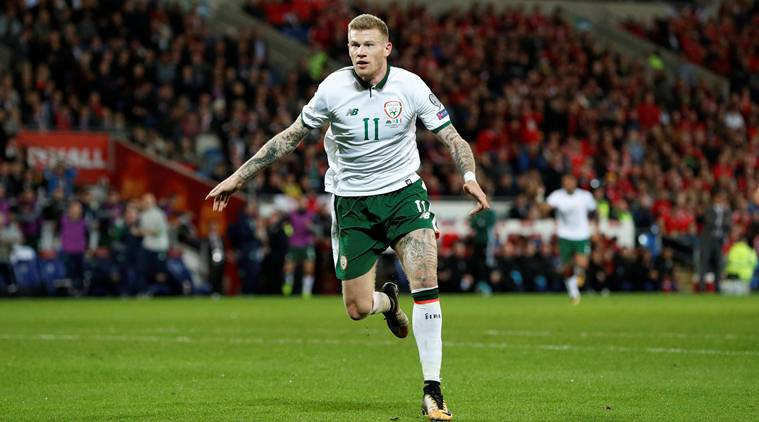 Ireland stun Wales to seal World Cup playoff spot