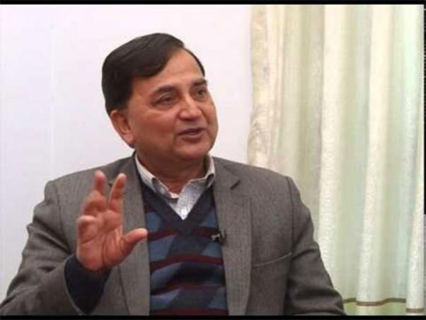 Ishwor Pokharel crushes Prakash Sharan Mahat